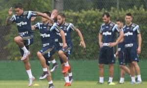 No Pacaembu, Palmeiras joga para manter evolução contra São Bento