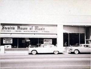 463 University Ave, circa 1950 Palo Alto Historical Association