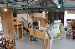 Brightworks facility in San Francisco. Photo credit: Brightworks