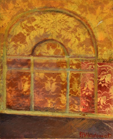 'Puerta dorada I'