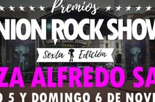 Premios Union Rock Show