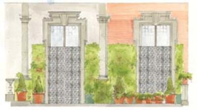Image {focus_keyword} Un giardino di fragole a Milano per Laurent Perrier 39380 201096152927