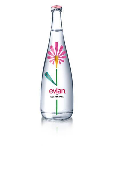 """Image {focus_keyword} Evian in versione """"flower"""" per Issey Miyake 39732 20101026173222"""