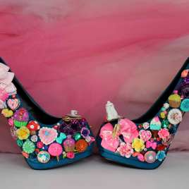 Tea Party Alice Pumps