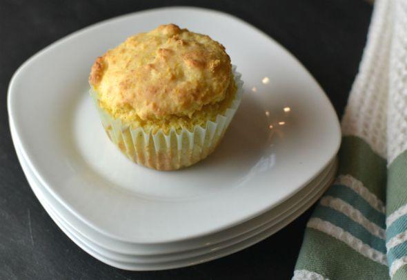 Corn Muffins – Gluten and Dairy Free