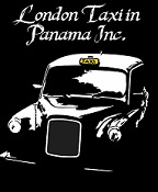 London Taxi Panama Small Logo