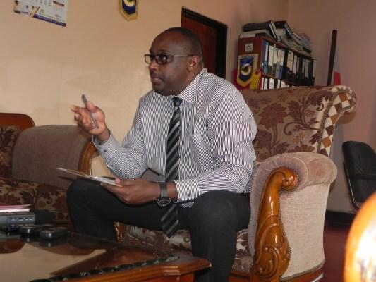 Camarade Manzi Eric, Umunyabanga Mukuru wa CESTRAR