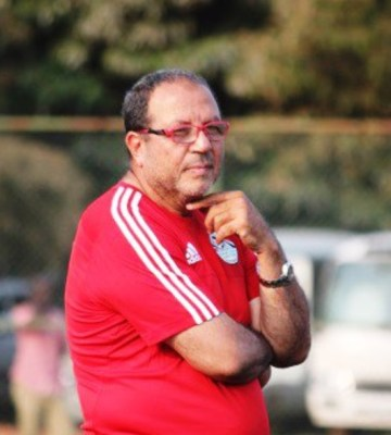 Moatemed Gamal is opportunistic his side will win the all the three points. (Courtesy photo)