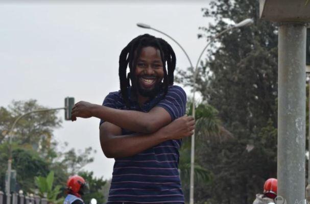 Krizzo utegura ibitaramo bizazenguruka u Rwanda mu rwego rwo gukundisha Abanyarwanda injyana ya Reggae.