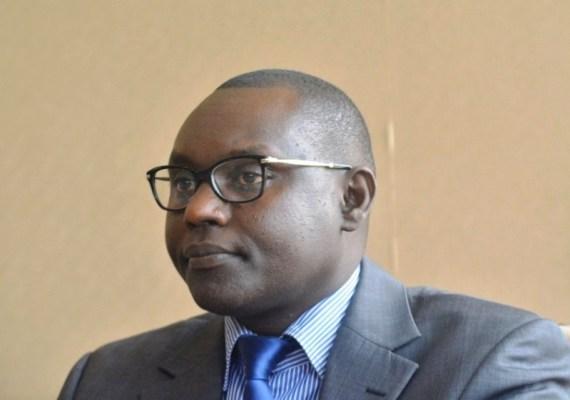Umuyobozi mukuru wa RNIT, André Gashugi