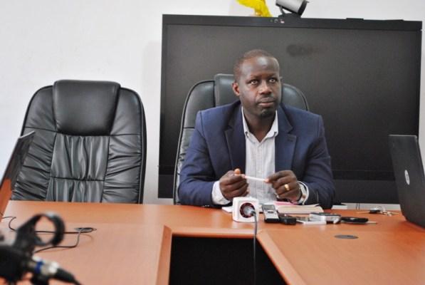 Nsengiyumva Jean Damascene, Umuyobozi w'Akarere ka Kirehe Wungirije ushinzwe iterambere ry'ubukungu. (Photo/Courtesy)