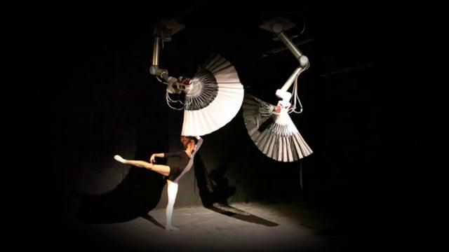 Dansa industrial: Industrial Improvisation