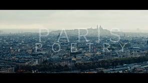 Declaració d'amor a una ciutat: Paris Poetry