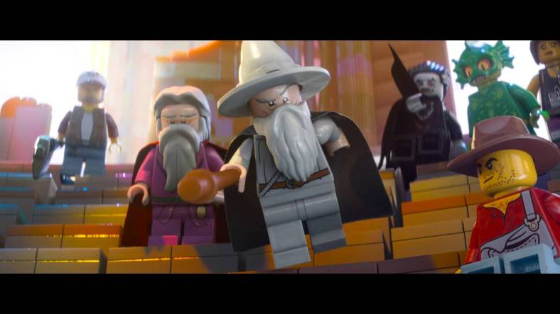 The Lego Movie Watches the 2015 Oscar Nominations