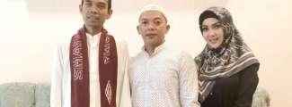 Ibunda Ustadz Abdul Somad