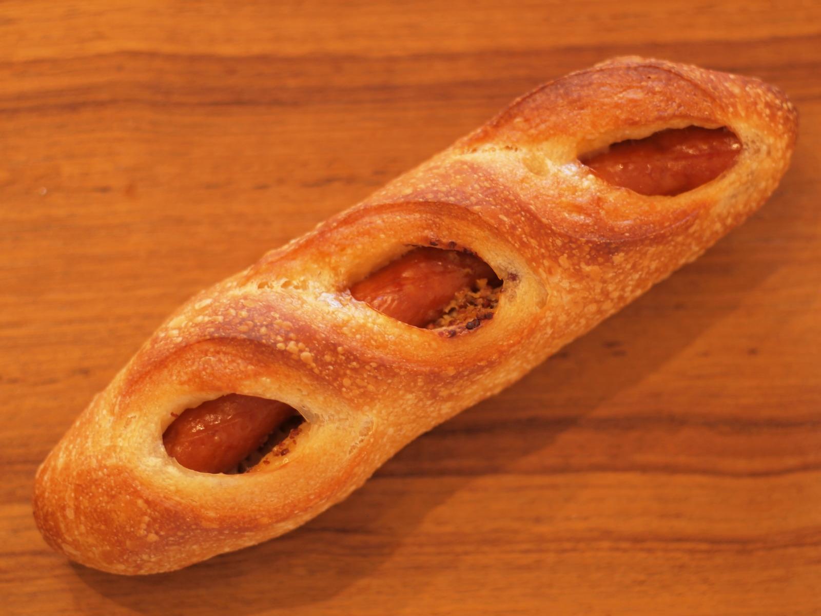低温長時間発酵フランスパン