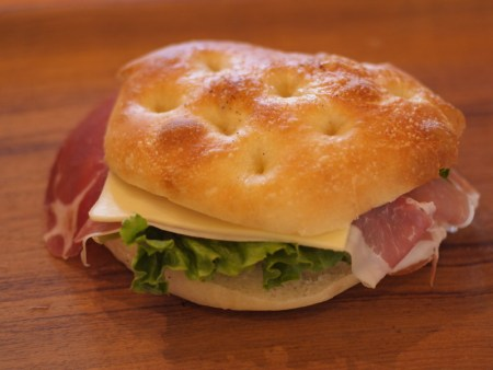s日替わりサンドイッチ