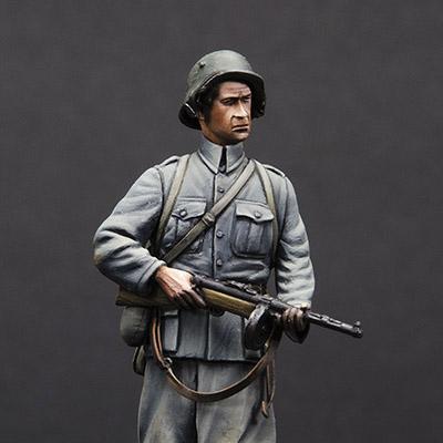 Finnish Soldier 1941-1944