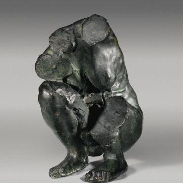 Camille Claudel, Torse de Femme accroupie