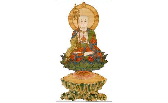 地藏菩薩-日本版
