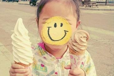 晴天のドライブのお目当ては【野田村】ジャンボソフトクリーム♪
