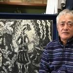 南郷のアート作家、漆畑さんから人生にとって大事なことを学ぶ!