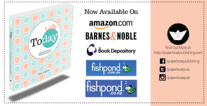 Today: Life Guided Journal Now Available on Amazon, Barnes and Noble, Book Depository, Fishpond