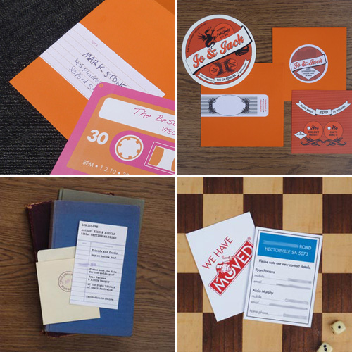 Akimbo Wedding Invitations and Announcements