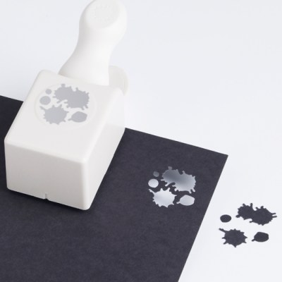 Martha Stewart Crafts Blood Splatter Paper Punch
