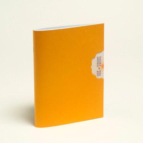 Thomas Printers Letterpress Notebook