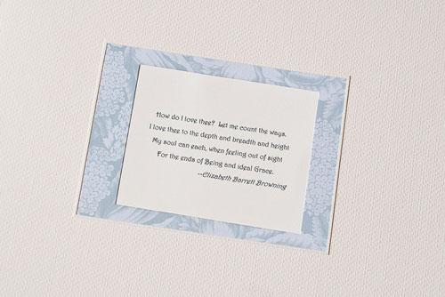 Elizabeth Barrett Browning Poem