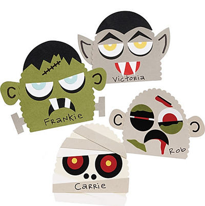 Paper Monster Place Card Kit
