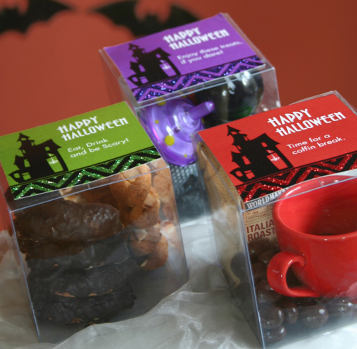 Paper & Cake Halloween Party Kit