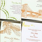 PS Brooklyn Wedding Invitations