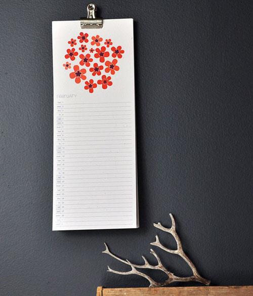 Amy Marcella 2011 Calendar