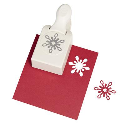 Martha Stewart Icelandic Snowflake Double Punch