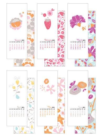 Mufninc 2011 Printable Calendar