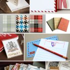 Paper Stationery Gift Ideas