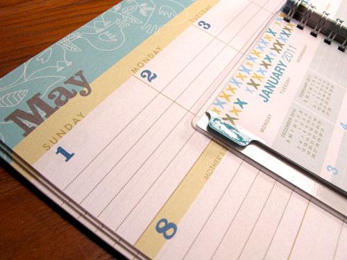 Blue Sky Egg Press Planner