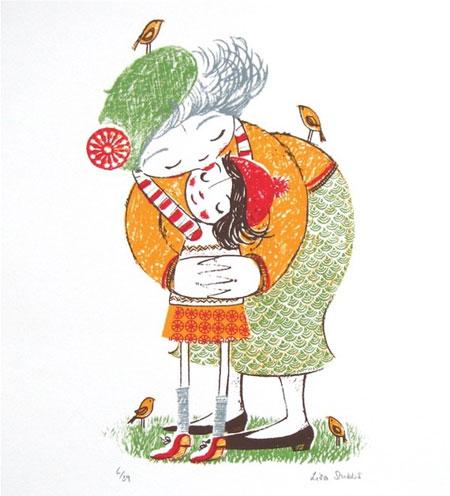 Lisa Stubbs Art Print