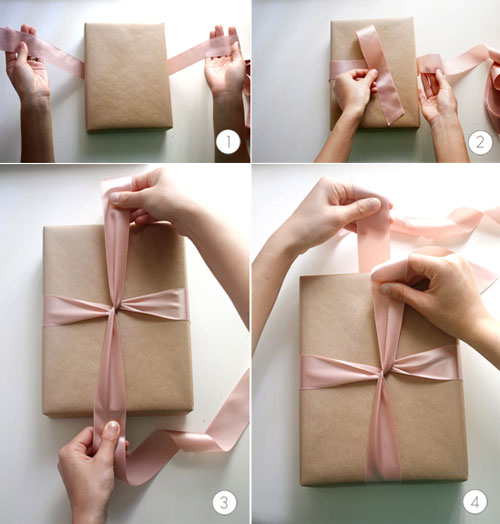 Weekly Wrap 55 How To Tie The Perfect Gift Bow Paper