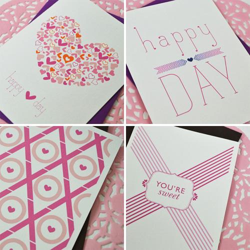 Avie Designs Valentine's Day Cards