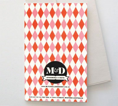 Mitchell & Dent Greeting Cards