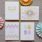 Avie Designs Easter Cards