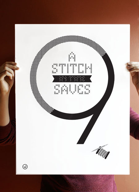 A Stitch in Time Saves Nine Idiom