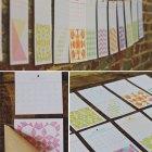 Fourth Year Studio Letterpress Calendar