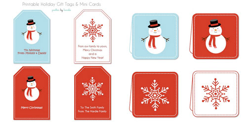 Parties by Hardie Gift Tags