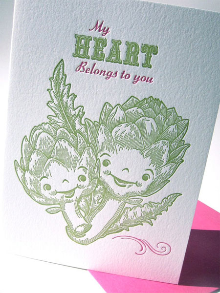 Pup & Pony Press Valentine's Day Card