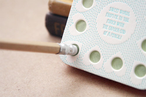Handmade Punch Boxes