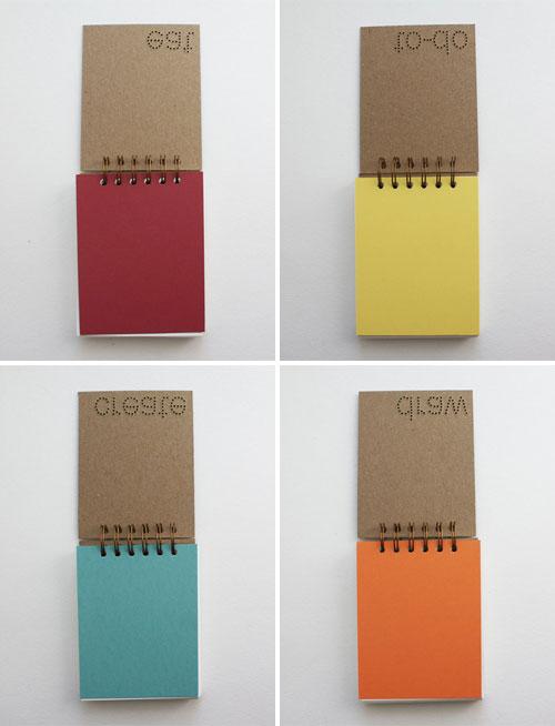 Painted Fish Studio Notebooks
